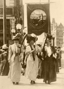 California Suffrage
