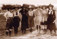 Cowgirls Cheyenne WY