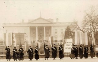 Silent Sentinels 1917